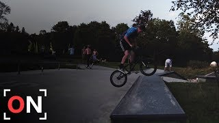 """Small"" BMX Session"