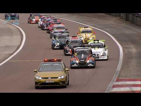 Trophée de Bourgogne - Race 1 Report FR