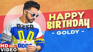 Birthday Wish | Goldy (Desi Crew) | Birthday Special | Latest Punjabi Songs 2020 | Speed Records