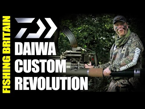 NEW DCR – Daiwa Custom Revolution