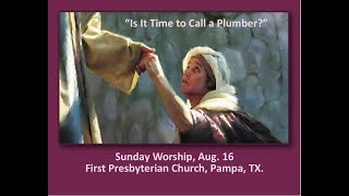 """Is It Time to Call a Plumber?"""