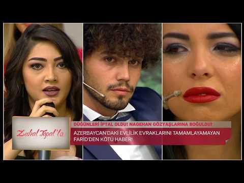 En Çok İzlenenler | Düğünleri İptal Olan Nagehan Gözyaşlarına Boğuldu!