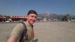 Турция. Поход из Чамьювы на дикие пляжи Текировы #4 Ликийская тропа