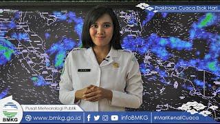 Prakiraan Cuaca BMKG Jumat 1 Oktober 2021: Potensi Cuaca Ekstrem di 24 Wilayah Ini