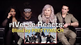 RIVerse Reacts: Blind By PRETTYMUCH   MV Reaction