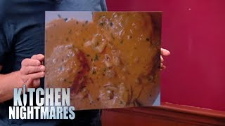 Delusional Owners Can't Recognise Their OWN FOOD | Kitchen Nightmares