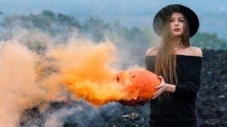 КАК СДЕЛАТЬ КРУТОЕ ФОТО ДЛЯ INSTAGRAM / Идеи для осенней фотосессии 🐞 Afinka