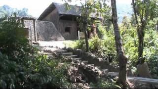 preview picture of video 'Campagne de Dien Bien Phu à vélo'