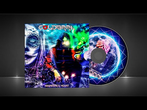 COLDERRA - Abandoned Heart (Official Lyric Video) online metal music video by COLDERRA