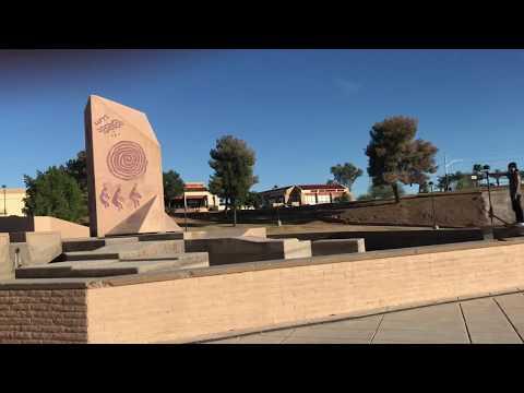 The Wedge Skatepark, Scottsdale AZ (4K)