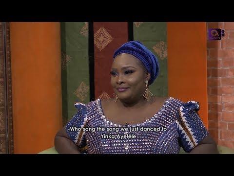 RONKE ODUSANYA on Gbajumo TV