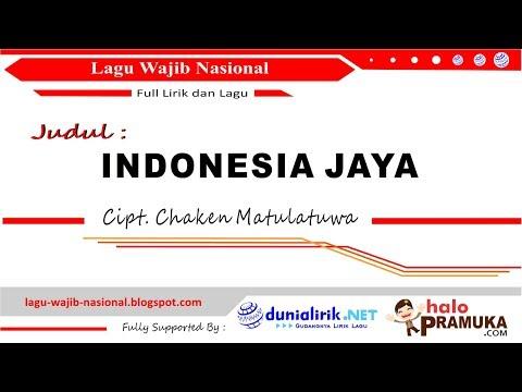 Download lagu indonesia jaya ciptaan chaken m.