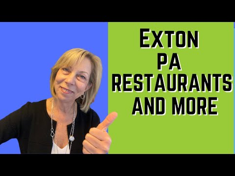Download Exton PA Restaurants, Shopping, and Living Mp4 HD Video and MP3