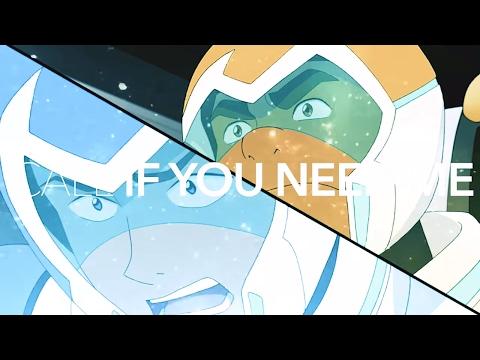 【VLDMV】Call If You Need Me // Hunk & Lance [ғʀɪᴇɴᴅsʜɪᴘ]
