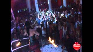 Es Paradis  Hedknadi Closing Party 201   part 1