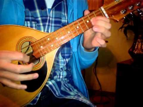 Razón De Mi Vida 1era voz mandolinas
