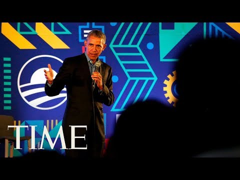 Obama Says That 'Men Have Been Getting On My Nerves Lately' | TIME