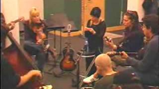 Dixie Chicks  Cowboy Take Me Away Rehearsals
