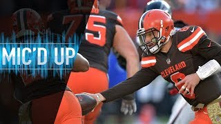 Baker Mayfield Mic'd Up vs. Falcons