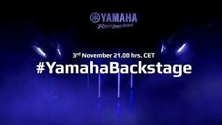 Bli med Yamaha Backstage på Søndag!