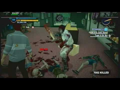 Dead Rising 2 Tape It Or Die Survivors