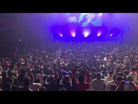 Skepta live @ Sydney Opera House  - 'Praise Da Lord' A$AP ROCKY special appearance!