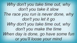 Steppenwolf - Time Out Lyrics