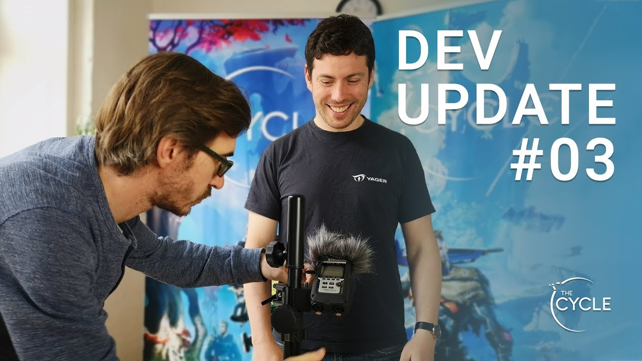 The Cycle - Dev Update #03 Goes Over New Features & More