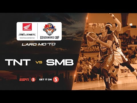 [Sport5]  Full Game: TNT vs. San Miguel | PBA Governors' Cup 2018