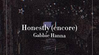 Honestly (encore) edit audio FNAF