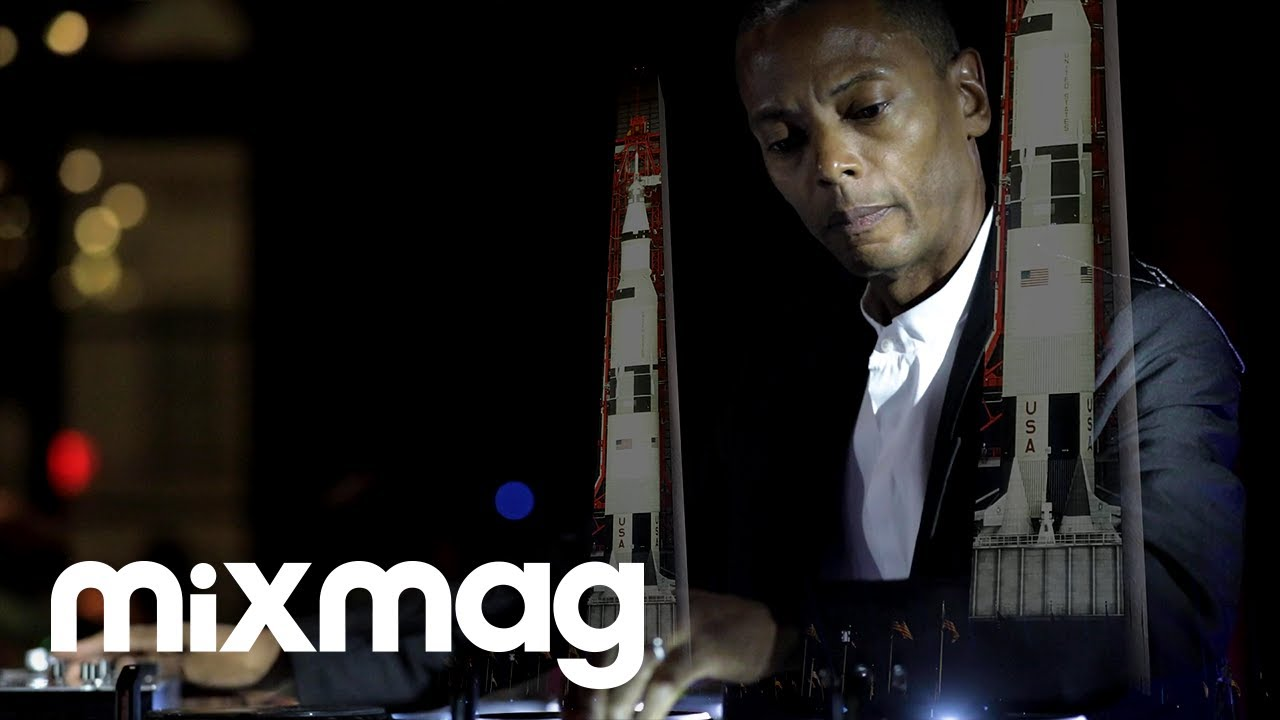 Jeff Mills - Live @ Apollo 50 Moon Landing 2019