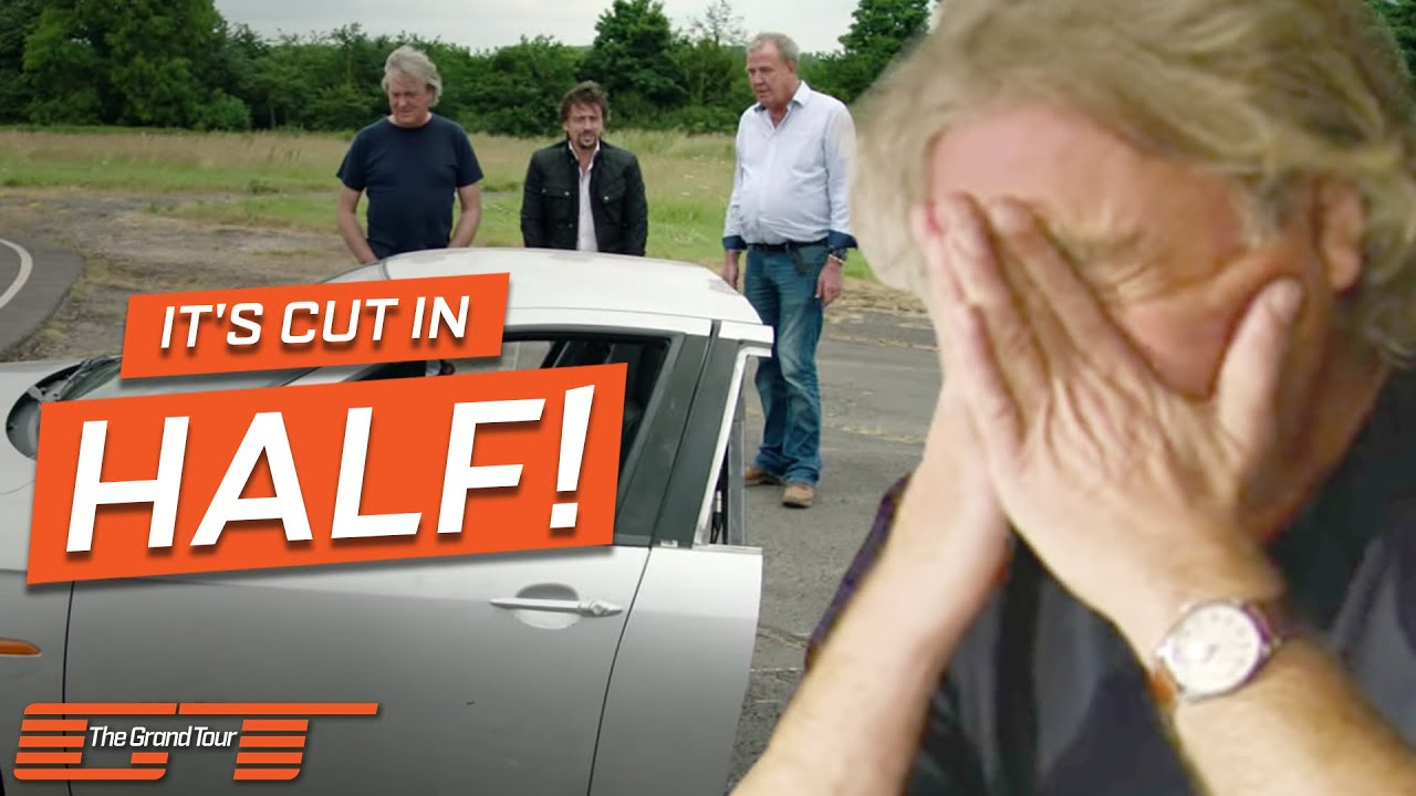 The Grand Tour's Stars Test Drive A New Segment