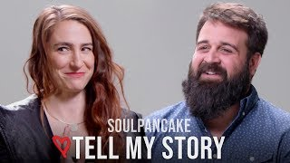 Will Two Foodies Find Love on a Blind Date? | Tell My Story Blind Date