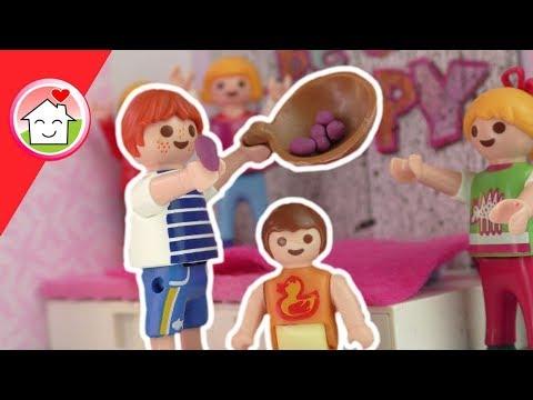 Playmobil Film deutsch - Die Schlechte - Laune - Party - Kinderfilm von Familie Hauser