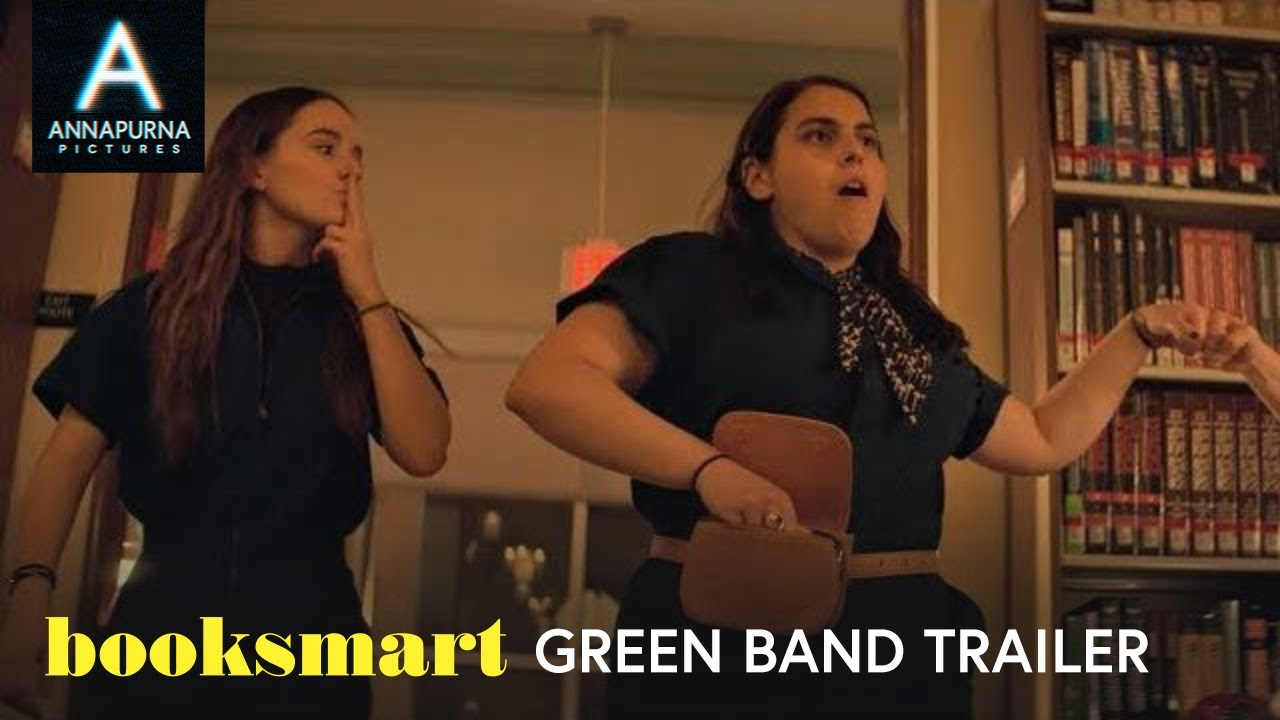 Booksmart Official Green Band Trailer