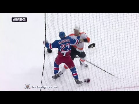 Ryan McDonagh vs. Blair Jones