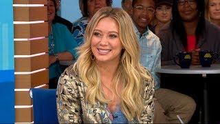 Younger Star <b>Hilary Duff</b> Reveals When Her Son Realized Shes Famous