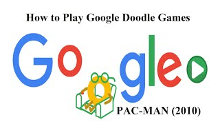 Popular Google Doodle Games/ How to Play Google Doodle Games PAC-MAN (2010) Play at Home - Download this Video in MP3, M4A, WEBM, MP4, 3GP