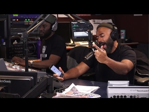 Ebro and Rosenberg Fight On Air