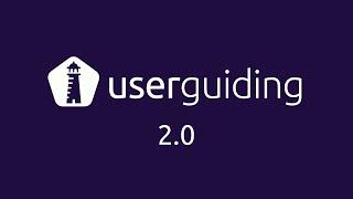 UserGuiding video