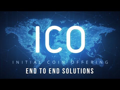 How to launch a cryptocurrency ico