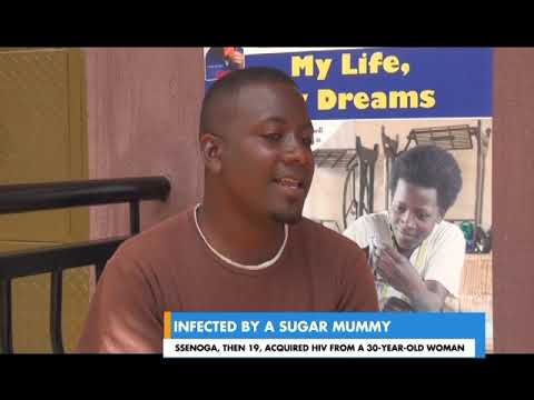 #UrbanToday: Was deliberately infected by a Sugar Mummy - 22-year-old Hassan Ssenoga