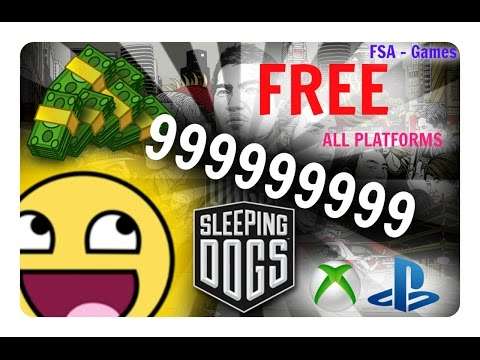 HOW TO GET UNLIMITED MONEY On Sleeping Dogs - Tutorial