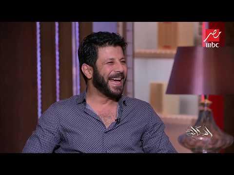 """إياد نصار: الجمهور فرح وأنا بضرب في """"الممر"""""""