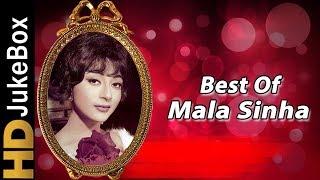 Best Of Mala Sinha Songs   Superhit Old Hindi Songs - YouTube