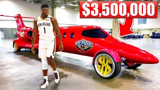 10 Items ZION Owns That Cost More Than Your Life..