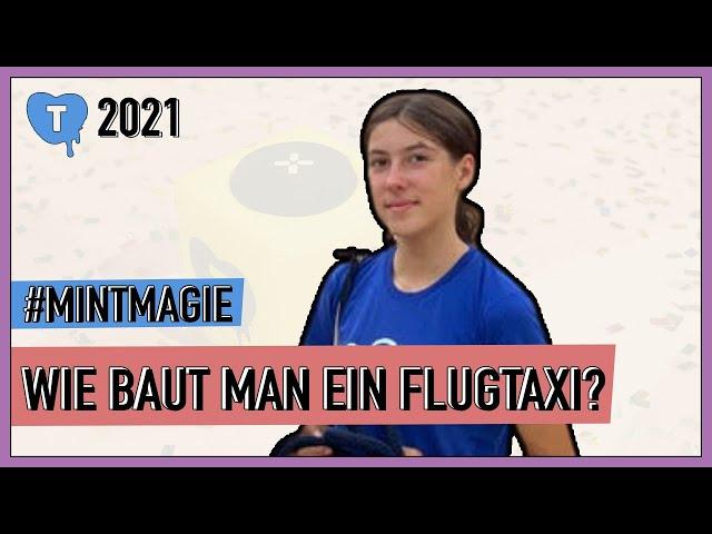 Vorschaubild zur Session 'Wie baut man ein Flugtaxi?'