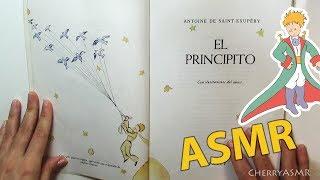 Leyendo El Principito ✨ Lectura ASMR - Parte 1
