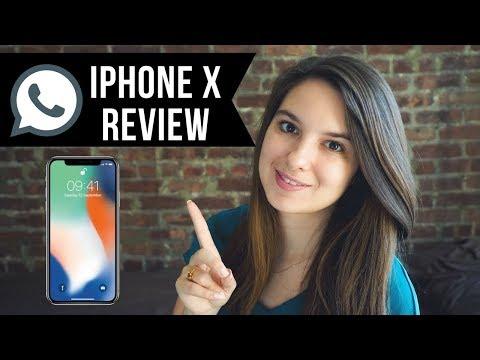 iPhone X Unboxing and Review   Audrey Nguyen