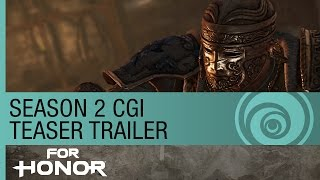 For Honor - עונה 2